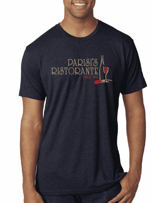 Parisi T-Shirt Front